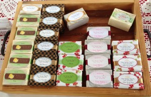 Twin Springs Soap Co. 2013